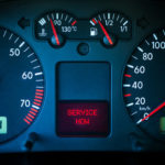 speedometer reads service now