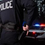 aggressive cop