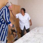Nurse patient fight
